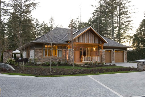 Oceanwood Lot 1 Showhome